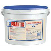 Краска интерьерная Bergauf Praktik водно-дисперсионная 13 кг