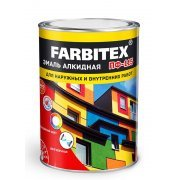 Краска ПФ 115 белая Farbitex 20 кг