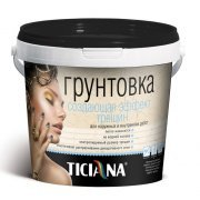 Грунтовка с эффектом трещин Ticiana 0.9 л