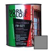 Грунтовка ГФ 021 серая Norme Color 20 кг