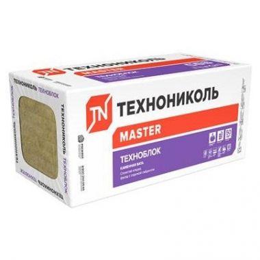 Технониколь Техноблок Стандарт 100 мм 1200х600 мм 2.88 кв м 4 плиты