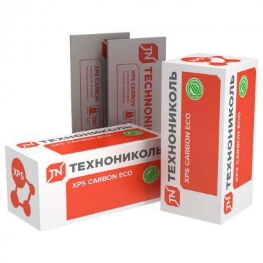 Технониколь XPS Carbon Eco 30 мм пенополистирол 1180х580 мм 13 шт