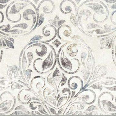 Декор Персиан серый 01 250х400 мм Шахтинская плитка   Unitile