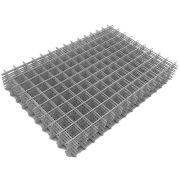 Сетка сварная в картах 2x3 м ячейка 100x100 мм D 5 мм Алькор