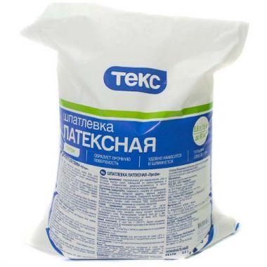 Шпатлевка латексная Профи Текс ПЭМ 15 кг