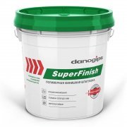 Шпаклевка Danogips SuperFinish 18 кг