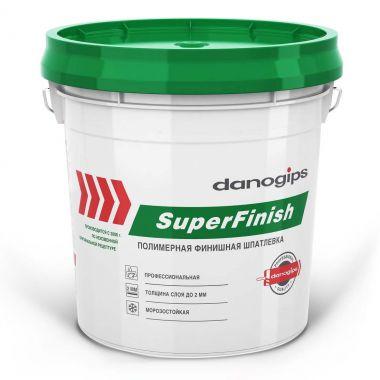 DanogipsSuperFinish шпаклевка 28 кг