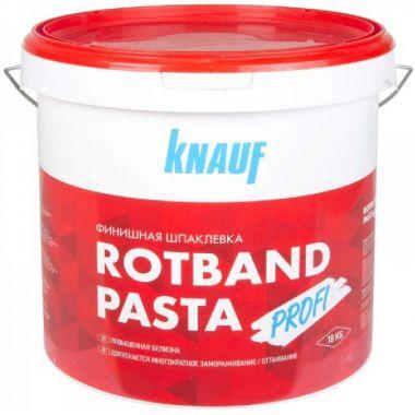 Ротбанд паста профи Кнауф шпаклевка 18 кг