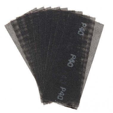 """Сетка шлифовальная зерно Р40 115х280 мм (уп. 10 шт """"888"""")"""