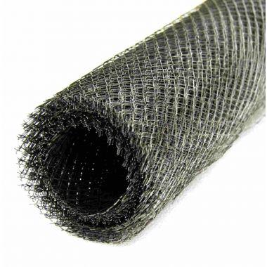 Сетка ЦПВС оцинкованная №40 1.25х10 м ячейка 50х20 мм d 0.5 мм Алькор