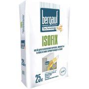 Клей для пенопласта Bergauf Isofix 25 кг