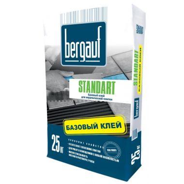 Плиточный клей Bergauf Standart 25 кг