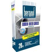 Наливной пол Bergauf Boden Inter Gross минеральный 20 кг