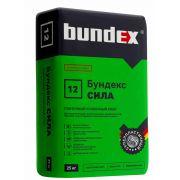 Плиточный клей усиленный Бундекс Сила 25 кг
