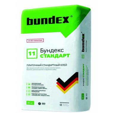Плиточный клей Бундекс Стандарт 25 кг