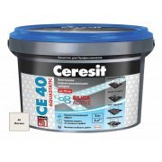 Затирка Ceresit СЕ 40 Aquastatic жасмин 2 кг