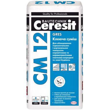 Ceresit CM 12 клей для керамогранита 25 кг