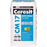 Высокоэластичный клей для плитки Ceresit СМ 17 25 кг