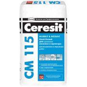 Клей для мрамора Ceresit СМ 115 25 кг
