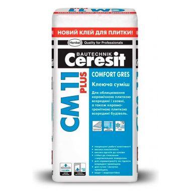 Ceresit СМ 11 Plus клей для плитки 25 кг