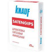 Шпаклевка Кнауф Сатенгипс гипсовая финишная 25 кг