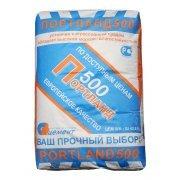 Цемент М500 Д20 (ЦЕМ III А-Ш 42,5) 50 кг