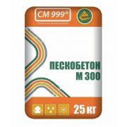 Пескобетон М300 кладочная смесь СМ999 25 кг