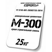 Смесь М300 пескобетон универсальная Техногипс Expert 25 кг