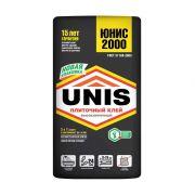 Плиточный клей Юнис 2000 25 кг черный